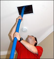 you can trust that affordable air duct cleaning in texas is licensed and insured to do the job we will inspect your system clean the deepest crevices - Duct Cleaning Jobs